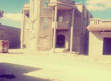 منزله لبيع في حي زهوره علي دورين