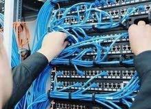 فني شبكات