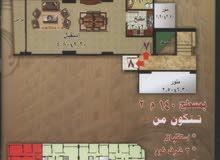 برج الهدى.بيع شق شكنية بموقع متميز & وايجار وبيع وحدات تجارية وادارية