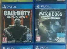 PS4 Games Collection تشكيلة العاب بلايستيشن 4