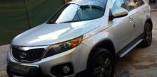 Silver Kia Sorento 2011 for sale