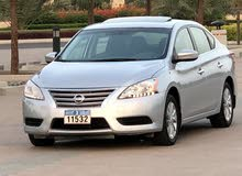 Silver Nissan Sentra 2015 for sale