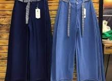 سروال جينز صيفي