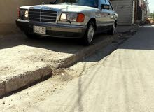 1991 Mercedes Benz in Baghdad