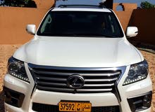 Lexus LX 2013 For Sale