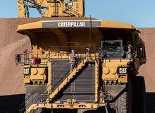 قطع معدات ثقيلة للفولفو والكاتربلر