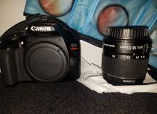 كاميرا كيمره كانون REBEL T6 EOS السعر600$