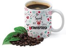 Coffee mug and coasters Combo offers