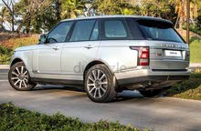 Range Rover super charged 2013