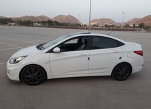Hyundai Accent car for sale 2012 in Muscat city