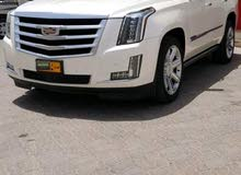 Automatic Cadillac 2015 for sale - Used - Ja'alan Bani Bu Ali city