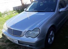Silver Mercedes Benz C 200 2004 for sale