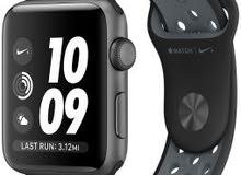 ساعة 3 Apple Series الشاشة الكبيرة Nike