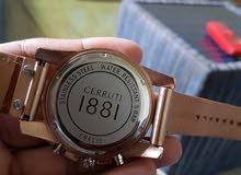 للبيع ساعة ماركة نينو شيروتي