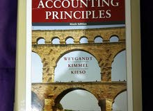 للبيع كتاب Accounting Principles