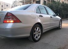 مرسيدس c200 موديل 2006 فحص كامل 7 جيد بسعر مغري جدا