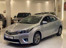 Toyota corolla Gli for sale