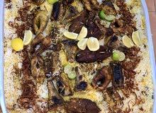 ابحث عن طابخ يجيد طبخ الوجبات الخليجية وبعض المقبلات بشكل عاجل