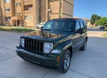 2008 جيب ليبرتي درجة اولى دفع رباعي  Jeep Liberty KK