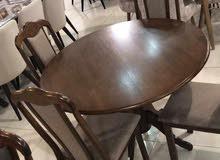 طاوله طعام 4كراسي