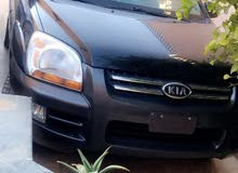 Gasoline Fuel/Power   Kia Sportage 2006