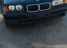Automatic Green BMW 1996 for sale