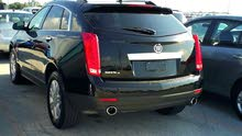 سيارة كايلاك SRX لون اسود نظيفة جدا للاتصال 0552754113