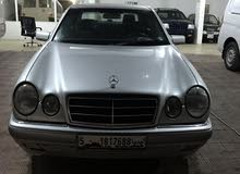 Mercedes Benz E 240 made in 1999 for sale
