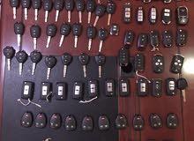 محل مفاتيح لنسخ  وبرمجه المفاتيح  الريموتات السيارات جيزان