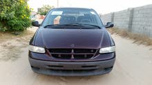 Used condition Chrysler Voyager 2000 with +200,000 km mileage