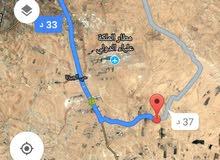 للبيع ارض 100 دونم في القنيطره جنوب عمان