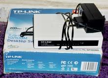 هاب TPlink لتوزيع الانترنت للبيع