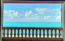 شقة بمقدم 50 الف رؤية مباشرة للبحر تسهيلات علي 50 شهر