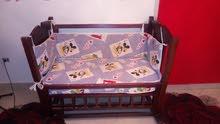 سرير أطفال هزاز زان