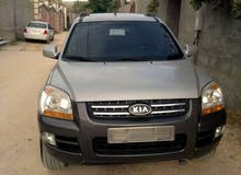 For sale 2007 Grey Sportage