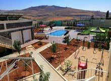 مزرعه وفيلا مارينا للايجار عمان سيل حسبان قرب مرج الحمام