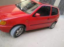 مطلوب سيارة بولو سبورت موديل بحدود 2001