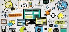 لشركه دقائق لتصميم وتطوير مواقع الكترونيه مطلوب وسيط مالي بالسعودية
