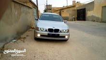 Silver BMW 525 2002 for sale