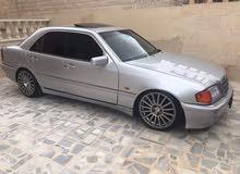 مطلوب سياره مرسيدس سي 200 موديل 98_99_2000