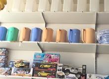 محل بيع أدوات منزلية للبيع في العامرات