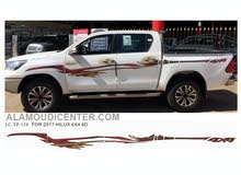 Toyota Hilux car for rent