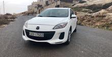 Gasoline Fuel/Power   Mazda 3 2012