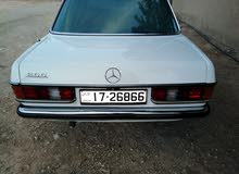 1983 Used E 200 with Manual transmission is available for sale
