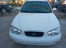 +200,000 km Hyundai Avante 2002 for sale