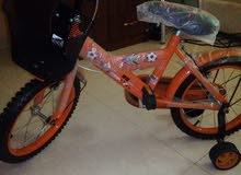 دراجه أطفال جديدة تماما لم تستعمل قط