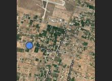 قطعة أرض للبيع مساحاتها 650م