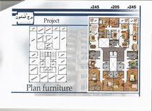 شركة البارون شقة 205م بمدينة نصر المنطقة السادسة