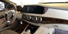 Mercedes Benz S 500 made in 2015 for sale