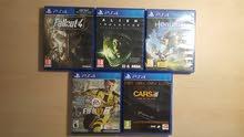 دسكات PS4 للبيع